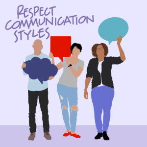 respect communication styles